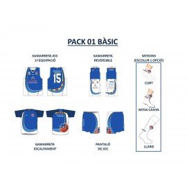 PACK 01 BÀSIC