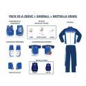 PACK 03-B (BÀSIC + XANDALL + MOTXILLA GRAN)