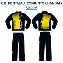 CONJUNTO CHÁNDAL