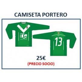 CAMISETA PORTERO (SOCIO)
