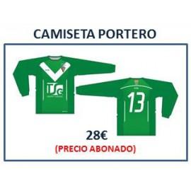 CAMISETA PORTERO (ABONADO)