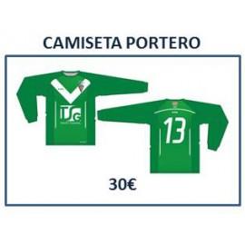 CAMISETA PORTERO